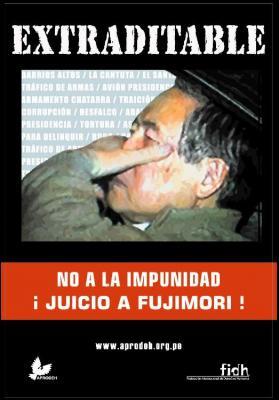 CAMPAÑA: ALAN TU SILENCIO ES COMPLICE, JUICIO A FUJIMORI!!!