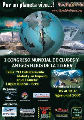 I congreso mundial de clubes y amigos hijos de la tierra
